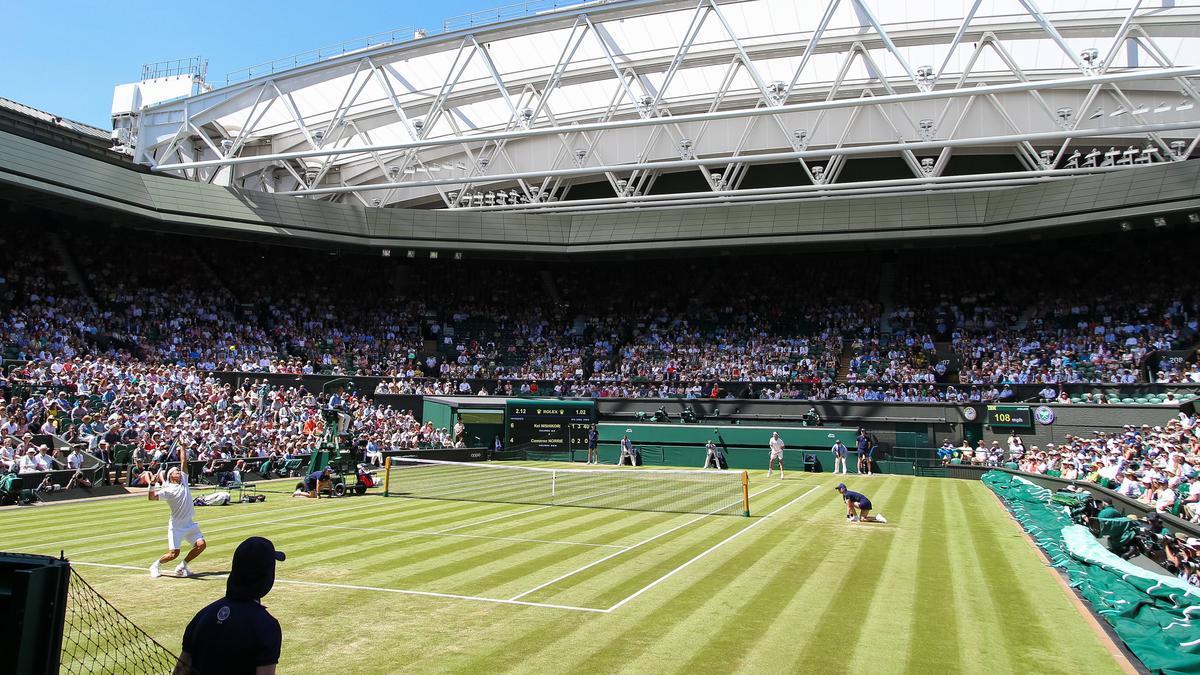 Wimbledon bricht mit einer Tradition
