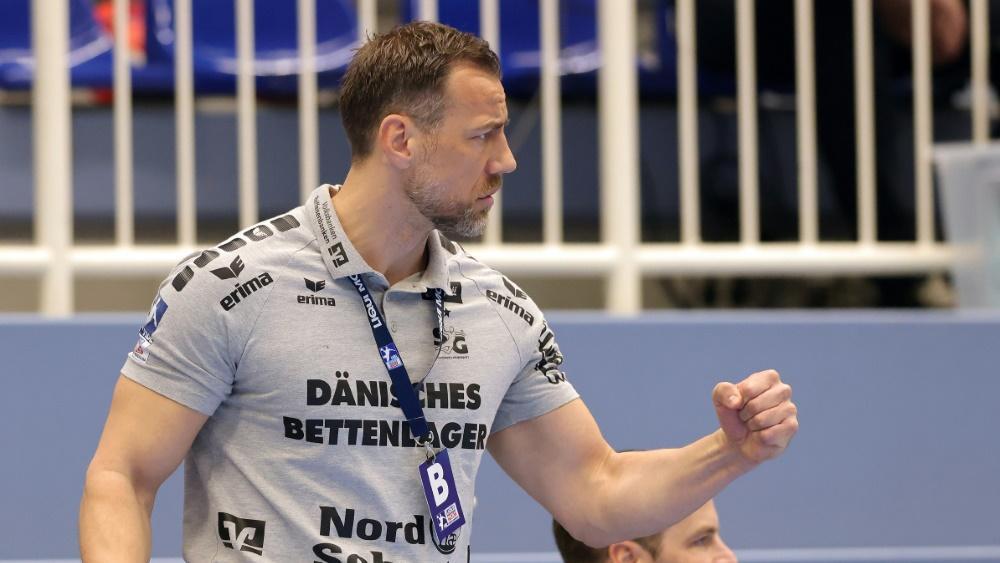 Maik Machulla peilt mit Flensburg den Titel an