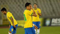 Niederlage mit Brasilien: BVB-Profi Reinier