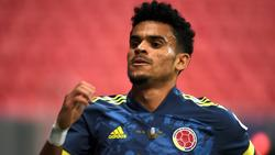 Luis Diaz schießt Kolumbien zum Sieg