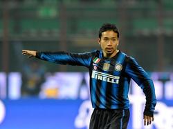 Debüt für Inter
