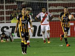 River Plate fue en esta ocasión muy superior a The Strongest. (Foto: Imago)