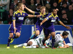 Celtic am Boden: Gegen Maribor verpassen die Schotten die CL-Qualifikation