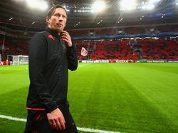 Roger Schmidt hat Respekt vor dem 1. FC Magdeburg