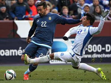 El Salvador jugará en casa ante los suyos y ante un rival de poca entidad. (Foto: Getty)