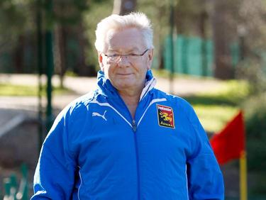 Admira Wacker trauert um den verstorbenen Richard Trenkwalder
