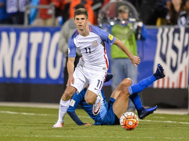 Christian Pulisic überzeugte beim Sieg der US Boys