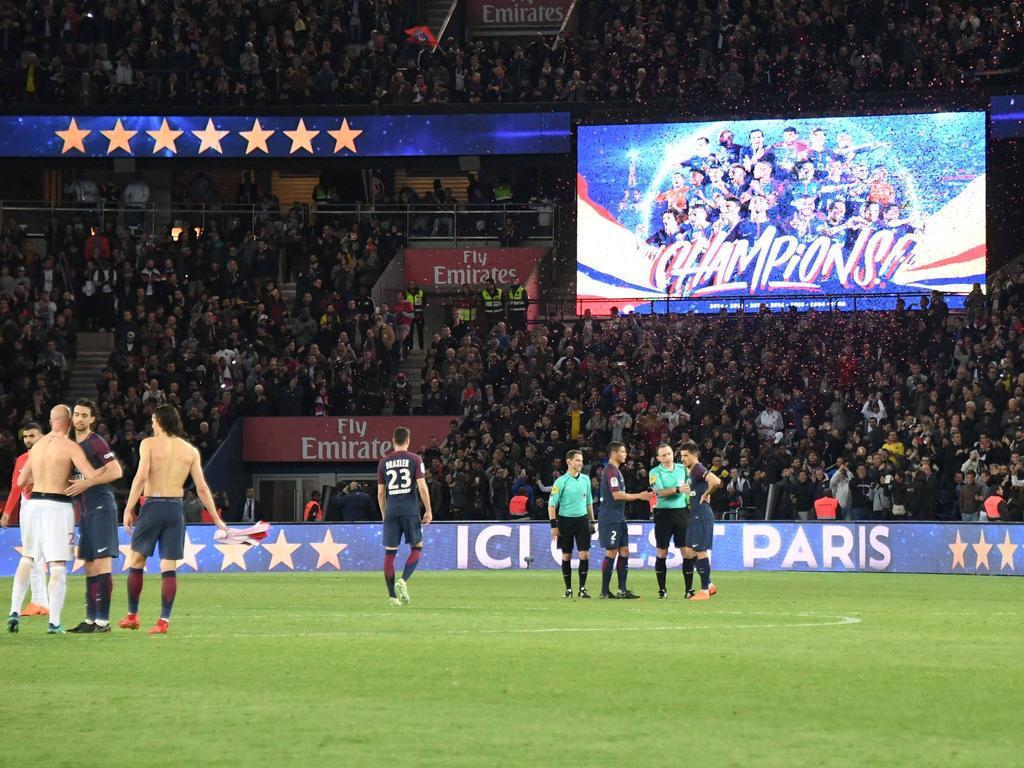 法国俱乐部希望完成赛季目标的国家缓解锁定的