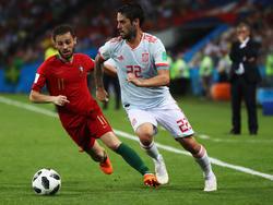 Zwischen Spanien und Portugal könnte es noch spannender werden