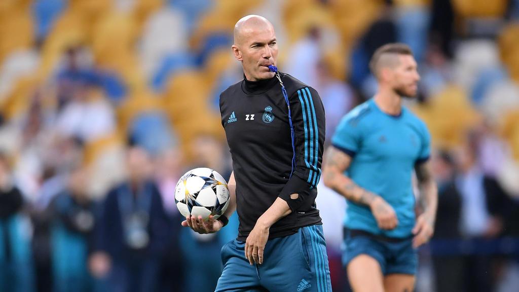 Übernimmt Zinédine Zidane den Wüstenstaat?