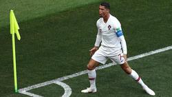 Mit ihm hat alles begonnen: Cristiano Ronaldo
