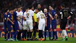 Der FC Sevilla könnte das Duell mit dem FC Barcelona platzen lassen
