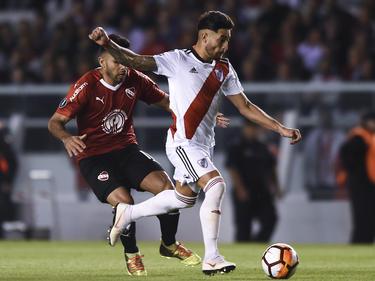Los dos conjuntos argentinos quieren el pase a la siguiente ronda. (Foto: Getty)