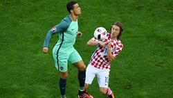 """Ronaldo und Modric kämpfen um den Titel """"Weltfußballer des Jahres"""""""