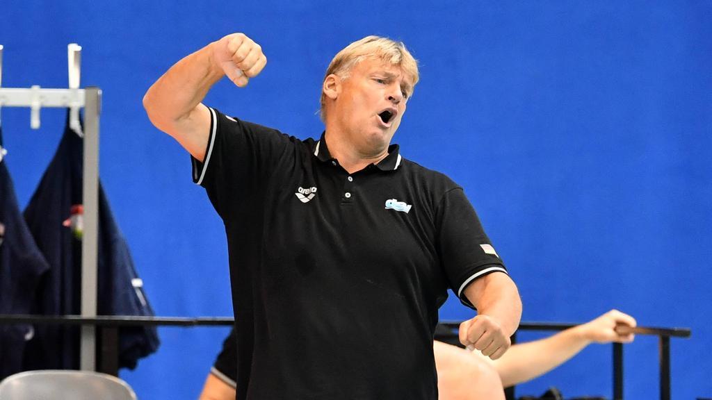 DSV-Bundestrainer Hagen Stamm hofft auf mehr Fördergelder für Wasserballer