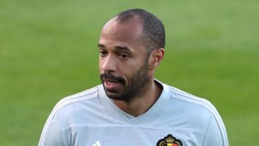 Steht vor einer neuen Herausforderung: Thierry Henry