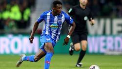Javairo Dilrosun verzaubert die Hertha-Fans