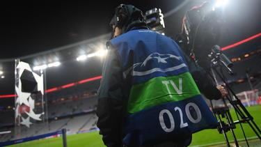 Die Champions League ist in dieser Saison nicht frei empfangbar