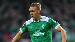Ludwig Augustinsson ist gegen Düsseldorf einsatzbereit