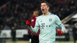 Robert Lewandowski will länger für die Bayern spielen