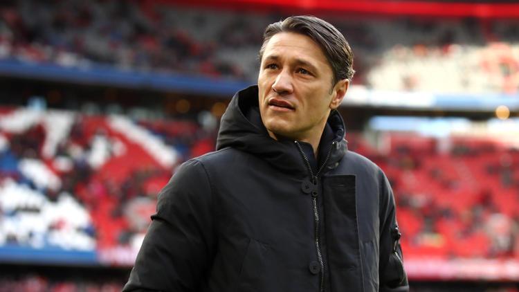 Niko Kovac blickt mit den Bayern auf die Partie gegen RB Leipzig