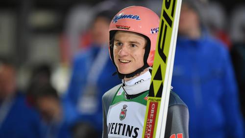 Karl Geiger feiert in Willingen seinen zweiten Weltcup-Erfolg