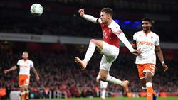 Aaron Ramsey wird nicht nur beim FC Bayern gehandelt