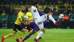 Claudio Pizarro ist nun der drittälteste Torschütze in der Geschichte des DFB-Pokals