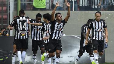 El Atlético Mineiro se ganó el pase en su propio feudo. (Foto: Getty)