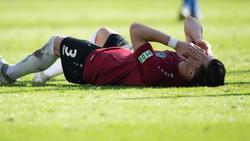 Hannover 96 muss mehrere Wochen auf Miiko Albornoz verzichten