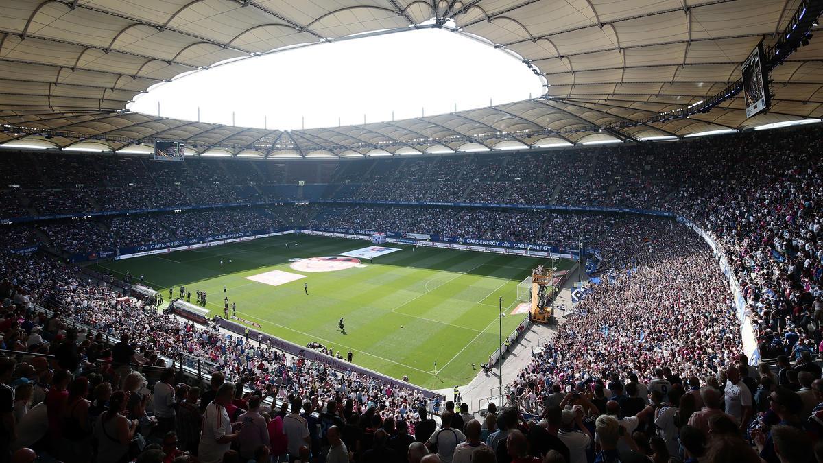 Das Volksparkstadion heißt auch in Zukunft Volksparkstadion