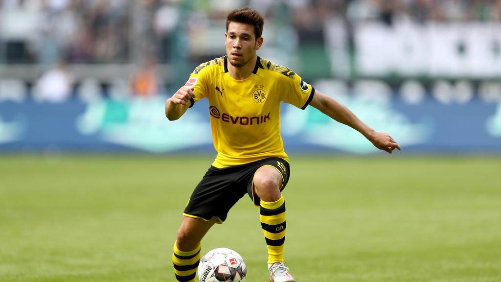 Bleibt Raphael Guerreiro doch beim BVB?
