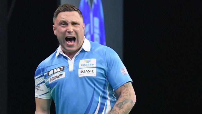 Der Waliser Gerwyn Price polarisiert auf der Darts-Tour so sehr wie kaum ein anderer Spieler