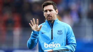 Lionel Messi ist der Superstar des FC Barcelona
