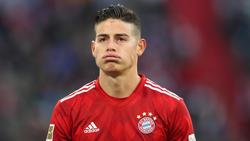 James wird den FC Bayern wohl verlassen