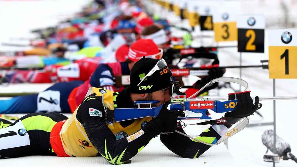 Gastgeber der WM 2023: Oberhof in Thüringen