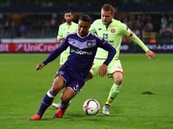 Daniel Brosinski jagt auch weiterhin die Gegner des FSV Mainz 05