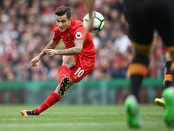 Coutinho fehlt dem FC Liverpool in Hoffenheim