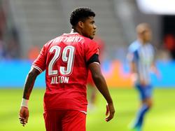Ailton wird de VfB vorerst fehlen