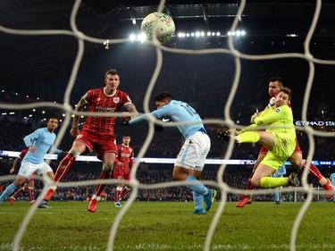 El City pasó por problemas para alcanzar la victoria. (Foto: Getty)