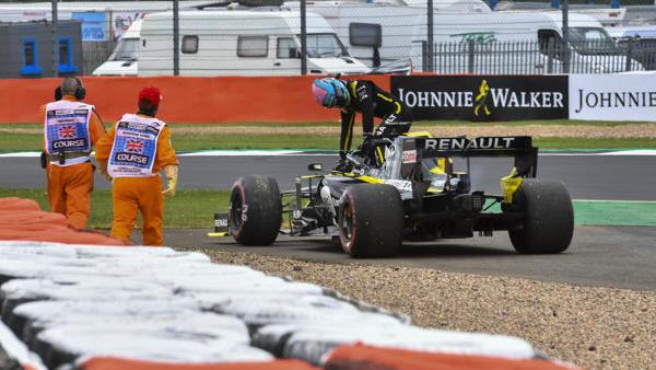 Game over: Ricciardo muss sich von Motor Pony verabschieden