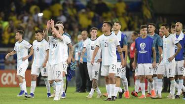 Argentinien wird nicht als Gast bei einer EM teilnehmen