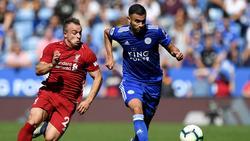 Löst Rachid Ghezzal (r.) das Sturm-Problem beim FC Schalke?