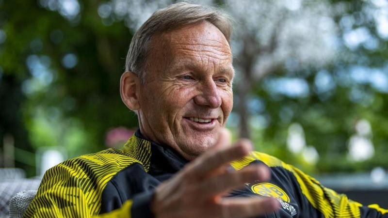 Hans-Joachim Watzke ist der Geschäftsführer des BVB