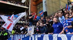 Ranger-Fans stimmten rassistische Gesänge an