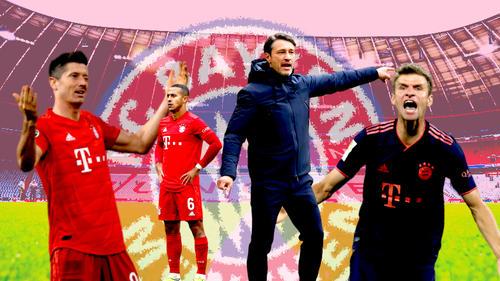 Welche Problemzonen gibt es beim FC Bayern?