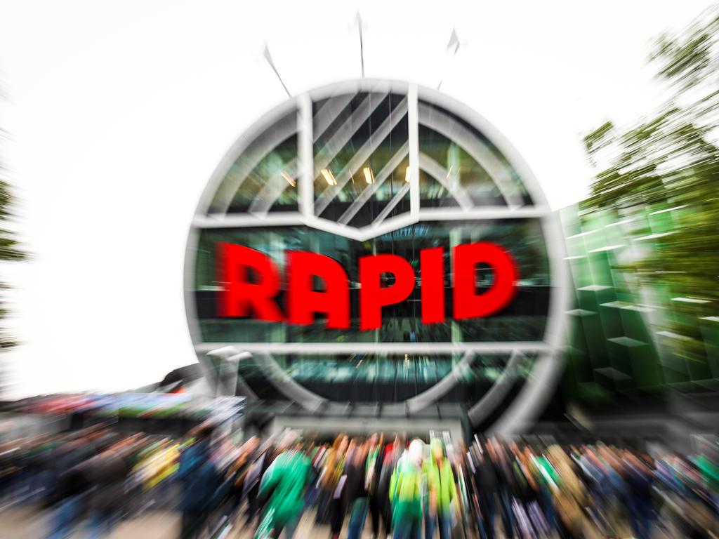 Trainerwechsel bei der zweiten Garnitur von Rapid