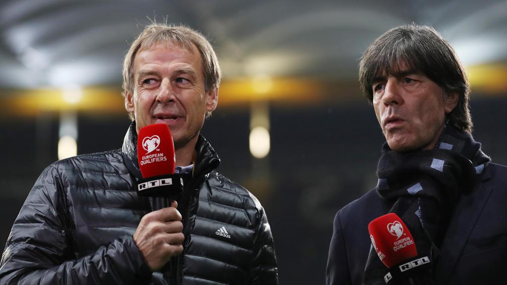 Jürgen Klinsmann attestiert Joachim Löw und der DFB-Elf gute Chancen bei der EM 2020