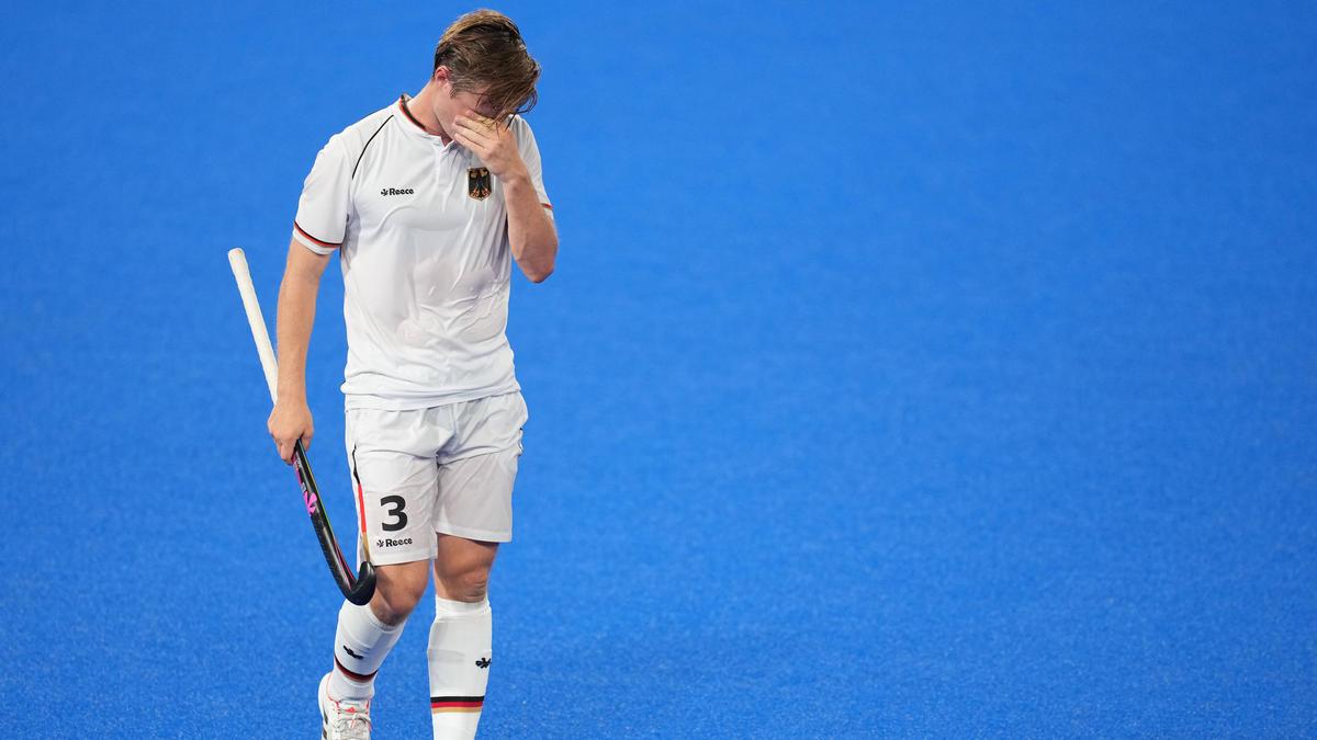 Die deutschen Hockey-Männer unterlagen gegen Indien