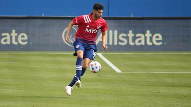 Der FC Bayern ist an einer Verpflichtung von Ricardo Pepi interessiert